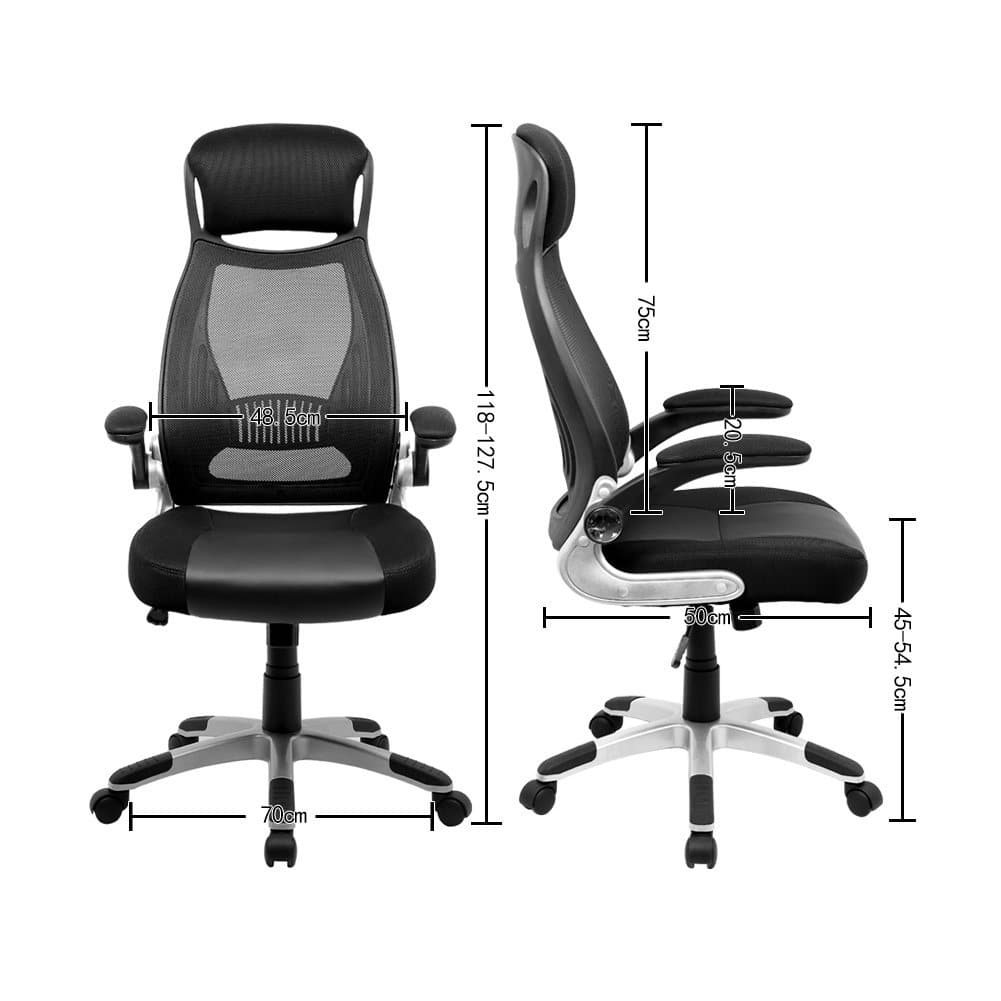 Ergonomischer Bürostuhl Für Einen Gesunden Rücken Gaming Stuhl