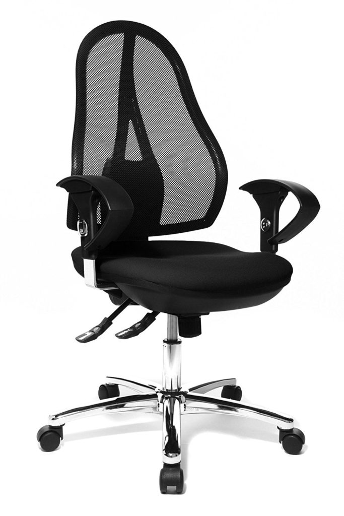 ratgeber ber den topstar b rostuhl gaming stuhl test und gr enberatung. Black Bedroom Furniture Sets. Home Design Ideas