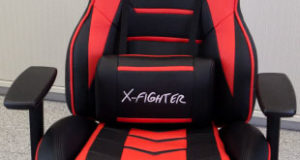 Frontansicht Diablo X-Fighter