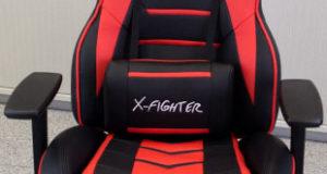 Frontansicht Diablo X-Fighter