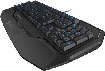 Die Roccat Tastatur aus Tjorvens Gaming Equipment.