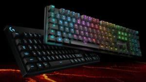 Wallpaper Gaming Tastaturen
