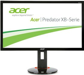 Acer Predator Zocker Monitor aus Tjorvens Gaming Equipment.
