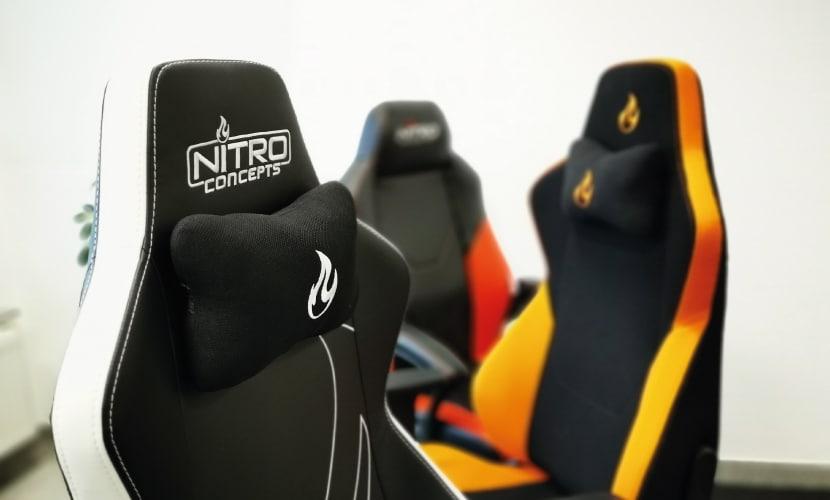 Nitro Concepts Stühle in der Übersicht