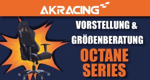 AKRacing Octane Serie.