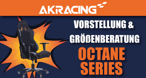 akracing octane series test gr enberatung. Black Bedroom Furniture Sets. Home Design Ideas