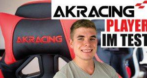AKRacing-Test Beitragsbild