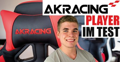 akracing player series test gr en kaufberatung. Black Bedroom Furniture Sets. Home Design Ideas