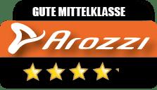 Arozzi ist einer der Mittelklasse Hersteller, bei dem es zum Premium Modell nicht reicht.