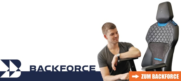 Backforce One Empfehlung
