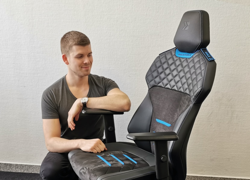 Backforce Stuhl hier günstig kaufen