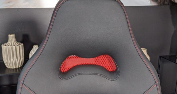 Kopfstütze der Cobra Sport Edition