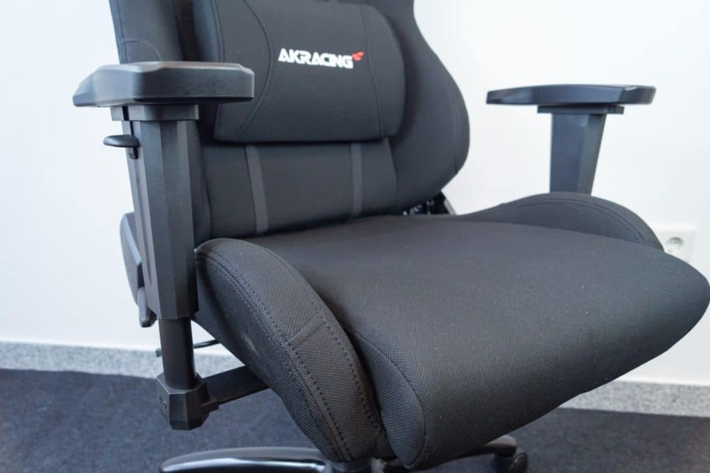 AKRacing Core Ex Wide fotografiert