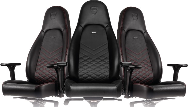 noblechairs ICON Series im Test.