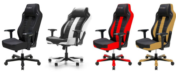 Alle Designs des Boss in unserem Test
