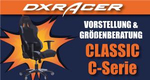DXRacer C-Serie Artikelbild.
