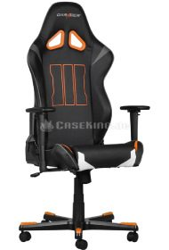 Die DXRacer Call of Duty Edition von vorn.