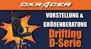 DXRacer D-Serie Beitragsbild.