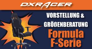 DXRacer F-Serie Beitragsbild.