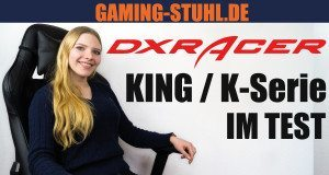 DXRacer King Series Test Artikelbild.