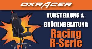 DXRacer R-Serie Beitragsbild.
