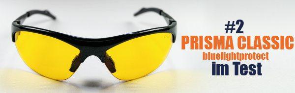 Ob eine Gamer Brille sinnvoll ist, beantwortet der Test - hier die Prisma.