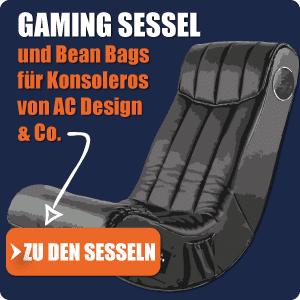 Hier geht es zu den Bean Bags und weiteren Modellen für Konsolen-Spieler.