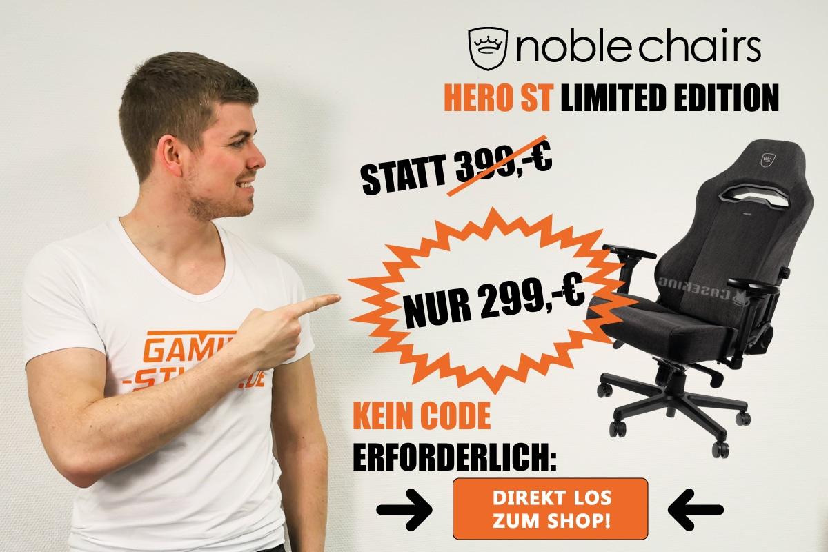HERO ST im Angebot für 299€