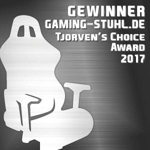 """Icon Test Award """"Tjorven's Choice"""""""