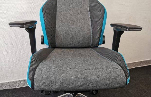 Komfort-Polster in Sitzfläche