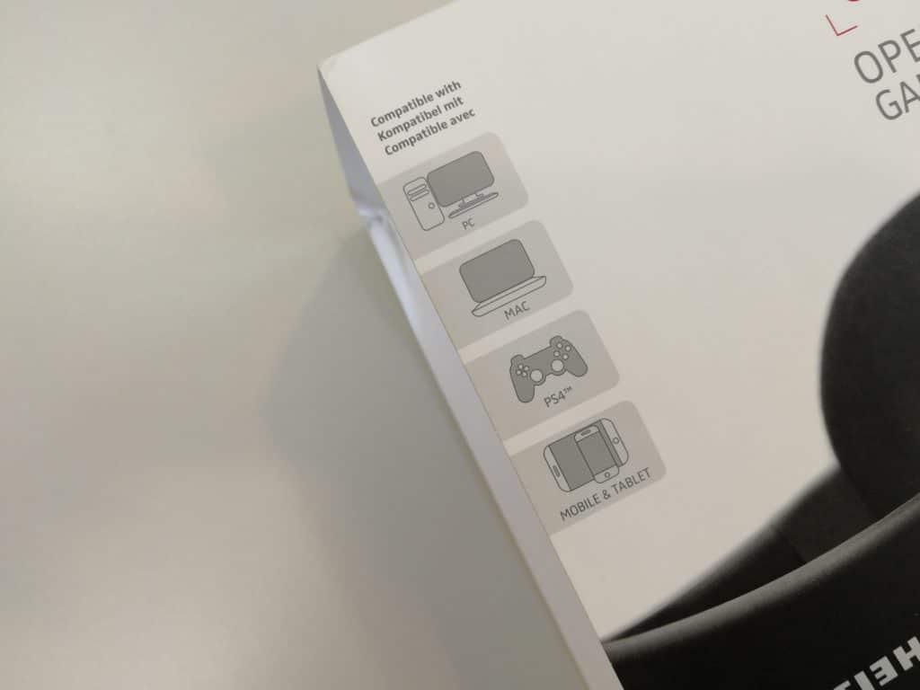 Kompatibilität des Sennheiser Headsets