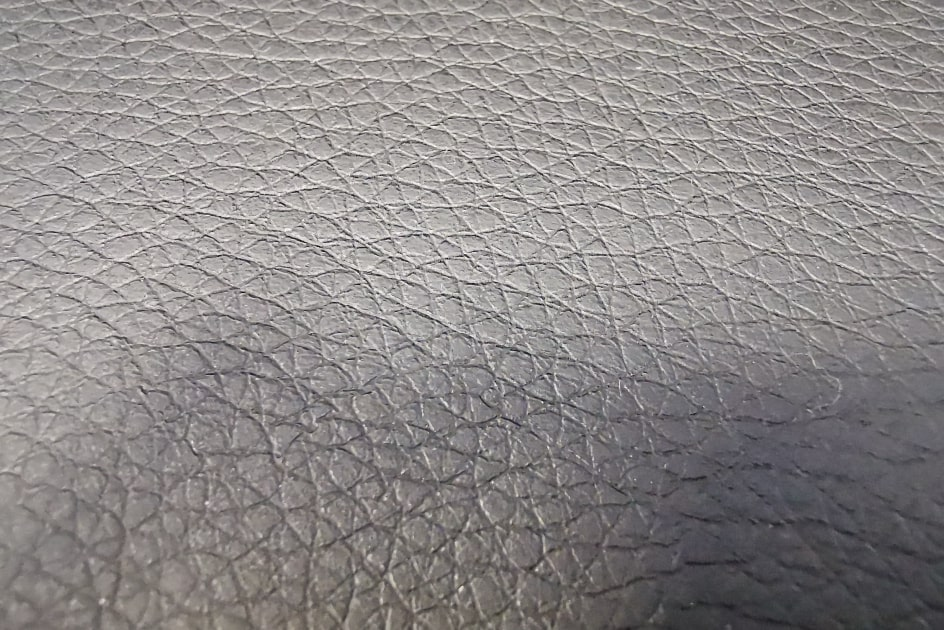 Kunstlederbezug eines Stuhls
