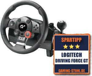 Logitech Driving Force GT.