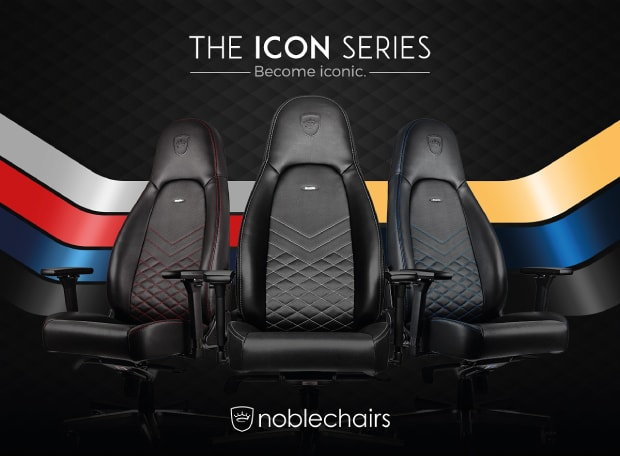 Neuer noblechairs Stuhl im Test