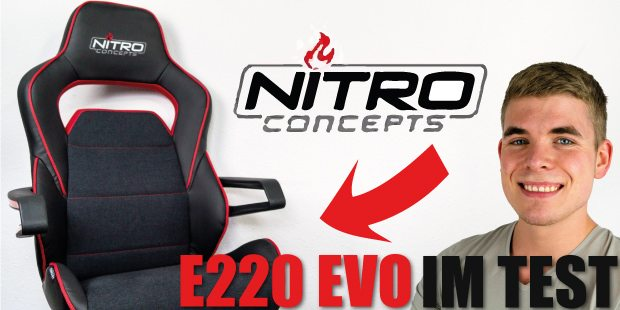 nitro concepts test meine erfahrungen mit dem e220 evo. Black Bedroom Furniture Sets. Home Design Ideas