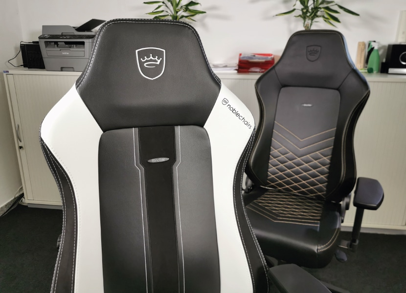 noblechairs HERO limited edition test