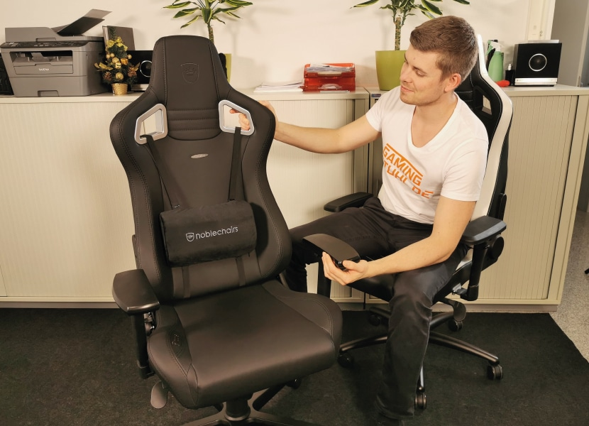Noblechairs Black Edition kaufen