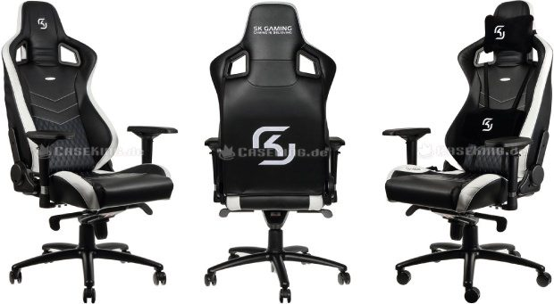Noblechairs EPIC SK-Gaming Edition