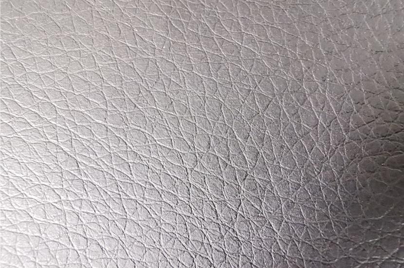 PU Bezug auf der Sitzfläche