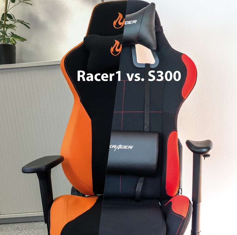 Racer1 vs S300