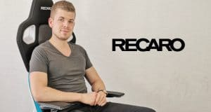 RECARO Exo Gaming Stuhl Test