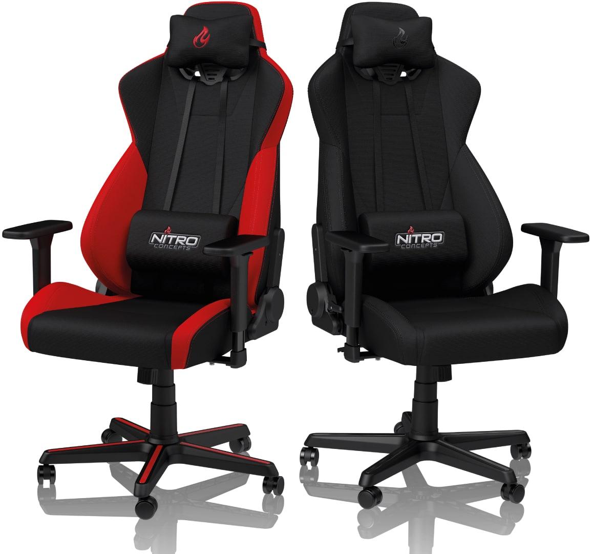 Red und Black Stealth Version des getesteten S300