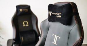 Secretlab Stühle in der Übersicht