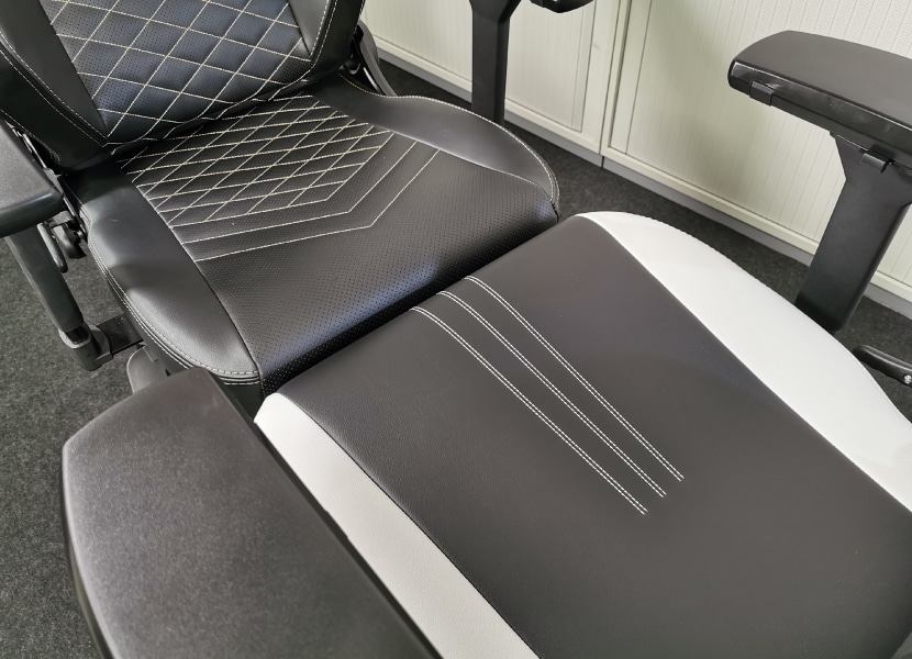 Sitzflächen Standard vs Limited Edition