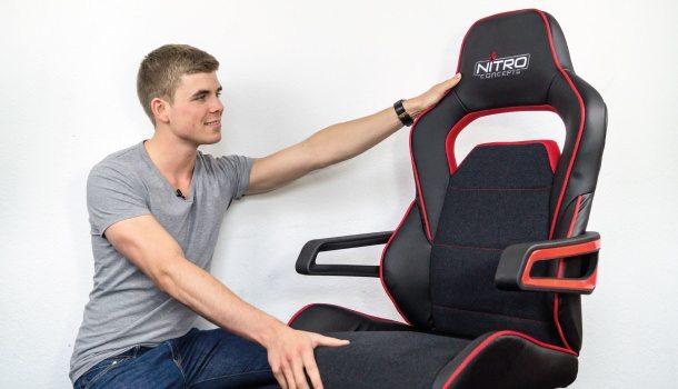 Fazit: Guter Stuhl zu gutem Preis.