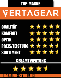 Vertagear Gaming Chair.